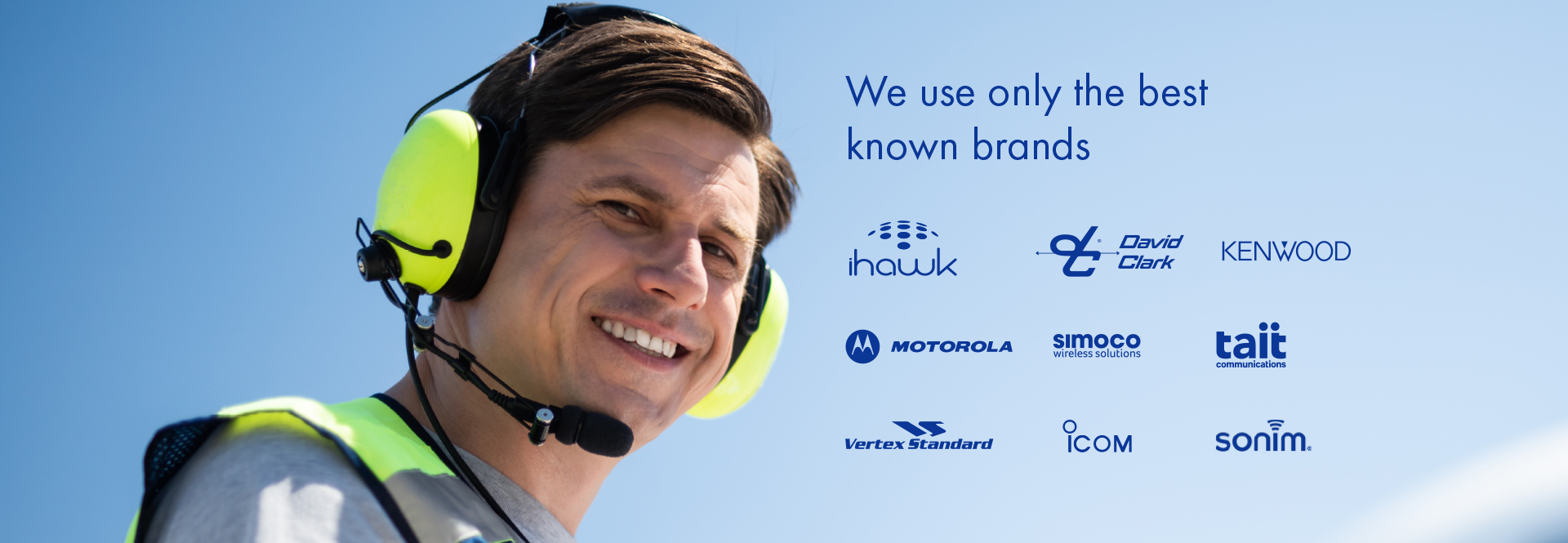 aerotalk aviation communications brands